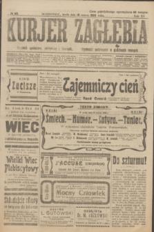 Kurjer Zagłębia : dziennik społeczny, polityczny i literacki. R.15, № 60 (10 marca 1920)