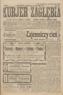 Kurjer Zagłębia : dziennik społeczny, polityczny i literacki. R.15, № 61 (11 marca 1920)