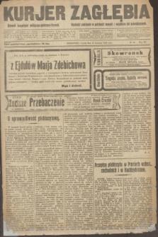 Kurjer Zagłębia : dziennik bezpartyjny polityczno-społeczno-literacki. R.15, nr 86 (13 kwietnia 1920)
