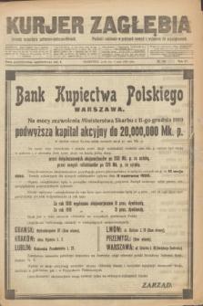 Kurjer Zagłębia : dziennik bezpartyjny polityczno-społeczno-literacki. R.15, nr 104 (5 maja 1920)