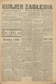 Kurjer Zagłębia : dziennik bezpartyjny polityczno-społeczno-literacki. R.15, nr 113 (18 maja 1920)