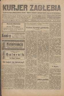 Kurjer Zagłębia : dziennik bezpartyjny polityczno-społeczno-literacki. R.15, nr 132 (11 czerwca 1920)