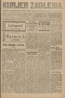 Kurjer Zagłębia : dziennik bezpartyjny polityczno-społeczno-literacki. R.15, nr 137 (18 czerwca 1920)