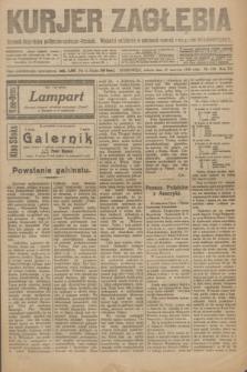 Kurjer Zagłębia : dziennik bezpartyjny polityczno-społeczno-literacki. R.15, nr 138 (19 czerwca 1920)