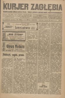 Kurjer Zagłębia : dziennik bezpartyjny polityczno-społeczno-literacki. R.15, nr 141 (23 czerwca 1920)