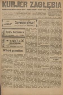 Kurjer Zagłębia : dziennik bezpartyjny polityczno-społeczno-literacki. R.15, nr 150 (4 lipca 1920)