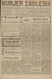 Kurjer Zagłębia : dziennik bezpartyjny polityczno-społeczno-literacki. R.15, nr 152 (7 lipca 1920)