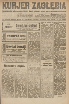 Kurjer Zagłębia : dziennik bezpartyjny polityczno-społeczno-literacki. R.15, nr 159 (15 lipca 1920)