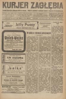 Kurjer Zagłębia : dziennik bezpartyjny polityczno-społeczno-literacki. R.15, nr 169 (27 lipca 1920)