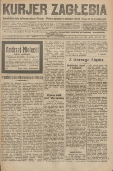 Kurjer Zagłębia : dziennik bezpartyjny polityczno-społeczno-literacki. R.15, nr 194 (25 sierpnia 1920)
