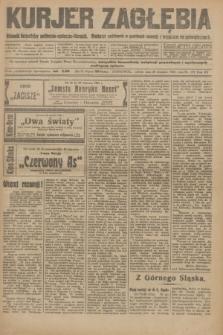Kurjer Zagłębia : dziennik bezpartyjny polityczno-społeczno-literacki. R.15, nr 197 (28 sierpnia 1920)