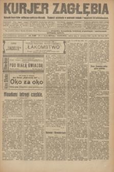 Kurjer Zagłębia : dziennik bezpartyjny polityczno-społeczno-literacki. R.15, nr 203 (4 września 1920)