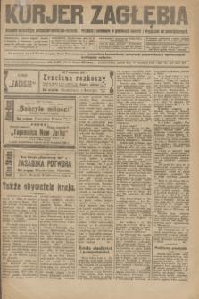 Kurjer Zagłębia : dziennik bezpartyjny polityczno-społeczno-literacki. R.15, nr 207 (10 września 1920)