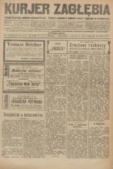 Kurjer Zagłębia : dziennik bezpartyjny polityczno-społeczno-literacki. R.15, nr 208 (11 września 1920)