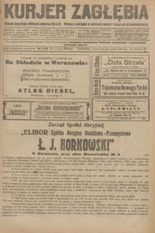 Kurjer Zagłębia : dziennik bezpartyjny polityczno-społeczno-literacki. R.15, nr 222 (28 września 1920)