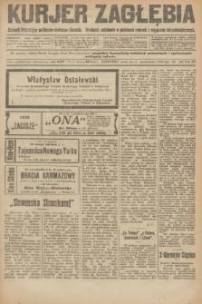 Kurjer Zagłębia : dziennik bezpartyjny polityczno-społeczno-literacki. R.15, nr 229 (6 października 1920)