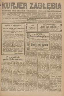Kurjer Zagłębia : dziennik bezpartyjny polityczno-społeczno-literacki. R.15, nr 234 (12 października 1920)