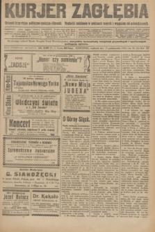 Kurjer Zagłębia : dziennik bezpartyjny polityczno-społeczno-literacki. R.15, nr 239 (17 października 1920)
