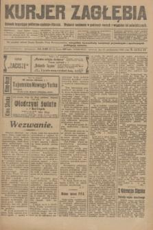 Kurjer Zagłębia : dziennik bezpartyjny polityczno-społeczno-literacki. R.15, nr 242 (21 października 1920)