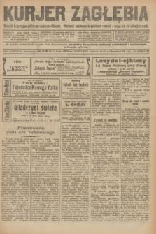 Kurjer Zagłębia : dziennik bezpartyjny polityczno-społeczno-literacki. R.15, nr 245 (24 października 1920)