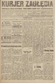 Kurjer Zagłębia : dziennik bezpartyjny polityczno-społeczno-literacki. R.15, nr 275 (30 listopada 1920)