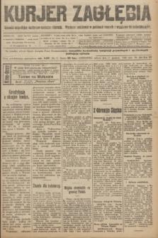 Kurjer Zagłębia : dziennik bezpartyjny polityczno-społeczno-literacki. R.15, nr 284 (11 grudnia 1920)