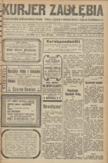 Kurjer Zagłębia : dziennik bezpartyjny polityczno-społeczno-literacki. R.15 [i.e.16], nr 57 (12 marca 1921)