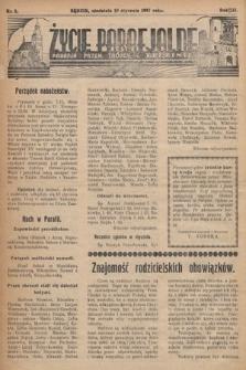 Życie Parafjalne : parafja Przen. Trójcy wBędzinie. 1937, nr2