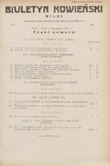 Biuletyn Kowieński Wilbi. 1932, nr 641 (7 kwietnia)