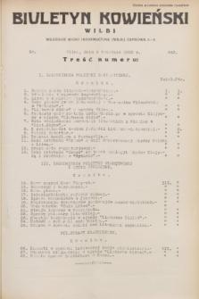 Biuletyn Kowieński Wilbi. 1932, nr 643 (9 kwietnia)