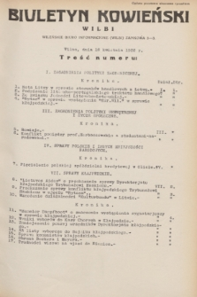 Biuletyn Kowieński Wilbi. 1932, nr [646] (16 kwietnia)
