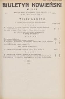 Biuletyn Kowieński Wilbi. 1932, nr 657 (2 maja)