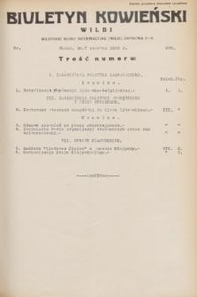 Biuletyn Kowieński Wilbi. 1932, nr 676 (7 czerwca)