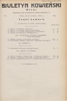 Biuletyn Kowieński Wilbi. 1932, nr 682 (16 czerwca)