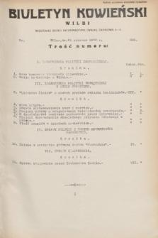 Biuletyn Kowieński Wilbi. 1932, nr 685 (21 czerwca)