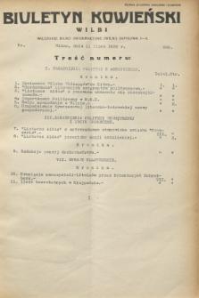 Biuletyn Kowieński Wilbi. 1932, nr 695 (11 lipca)