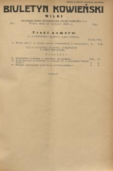 Biuletyn Kowieński Wilbi. 1932, nr 713 (19 sierpnia)