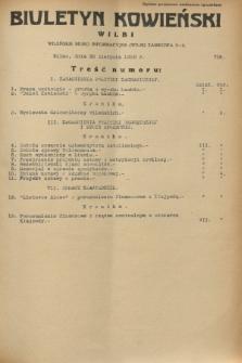 Biuletyn Kowieński Wilbi. 1932, nr 716 (23 sierpnia)