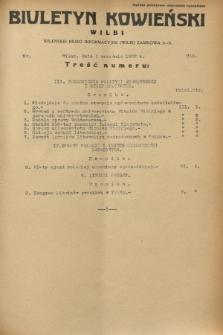 Biuletyn Kowieński Wilbi. 1932, nr 719 (1 września)
