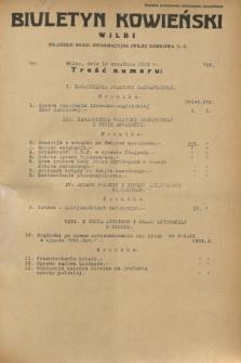 Biuletyn Kowieński Wilbi. 1932, nr 725 (14 września)
