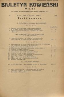 Biuletyn Kowieński Wilbi. 1932, nr 728 (21 września)