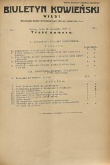 Biuletyn Kowieński Wilbi. 1932, nr 732 (29 września)