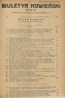 Biuletyn Kowieński Wilbi. 1932, nr 742 (18 października)