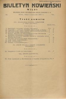 Biuletyn Kowieński Wilbi. 1932, nr 754 (5 listopada)