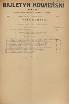 Biuletyn Kowieński Wilbi. 1932, nr 762 (18 listopada)