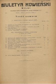 Biuletyn Kowieński Wilbi. 1932, nr 770 (1 grudnia)