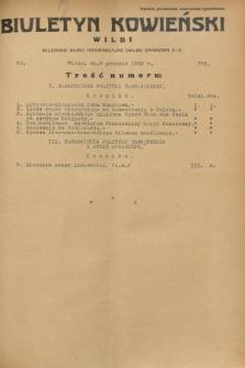 Biuletyn Kowieński Wilbi. 1932, nr 773 (9 grudnia)
