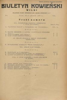 Biuletyn Kowieński Wilbi. 1932, nr 780 (21 grudnia)