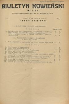 Biuletyn Kowieński Wilbi. 1932, nr 781 (24 grudnia)