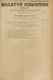 Biuletyn Kowieński Wilbi. 1932, nr 783 (29 grudnia)